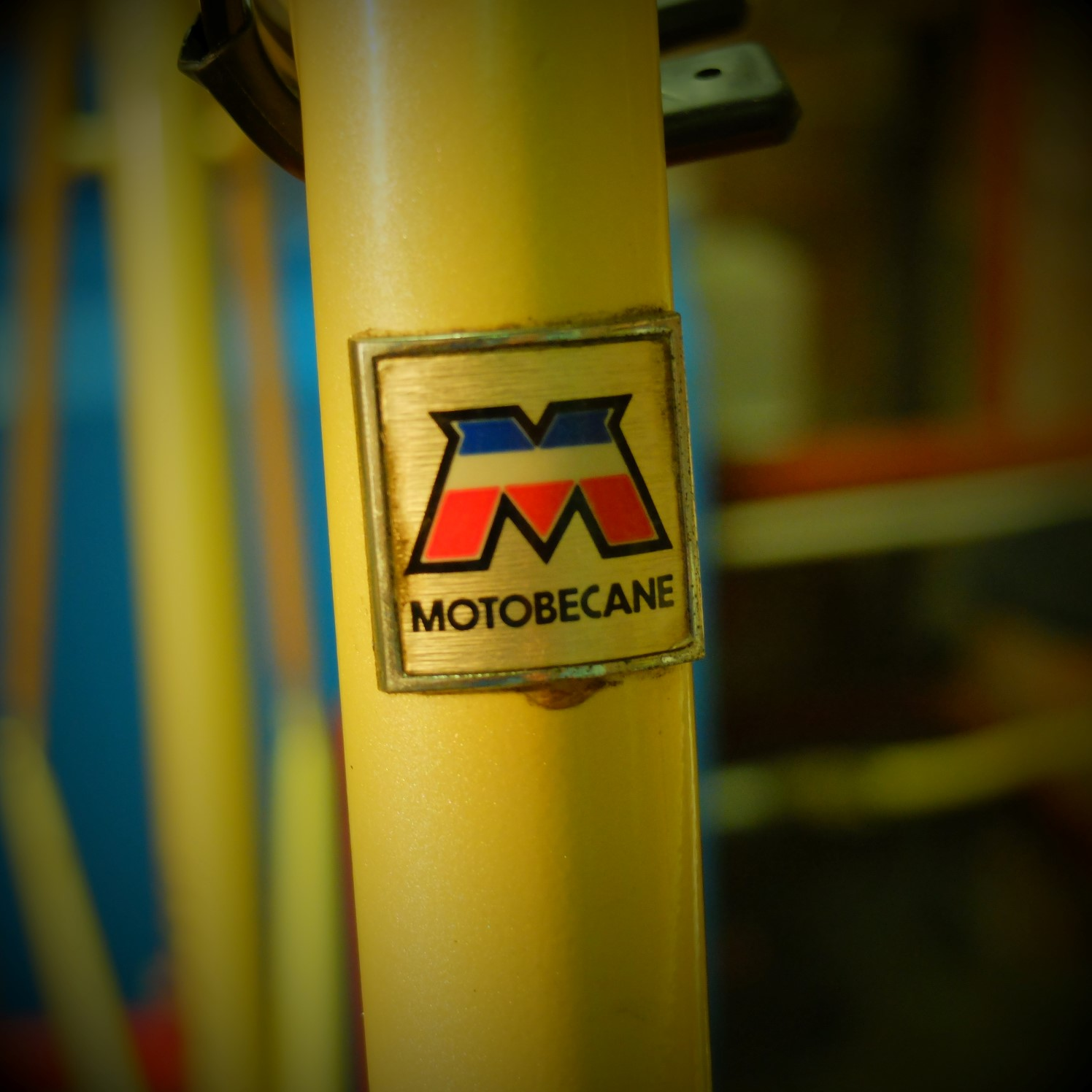 wild mouse cycles - motobecane sprint
